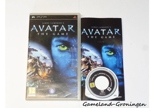 James Cameron's Avatar the Game (Complete)