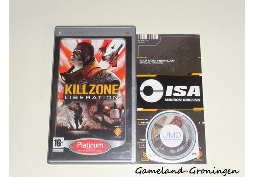 Killzone Liberation (Compleet, Platinum)
