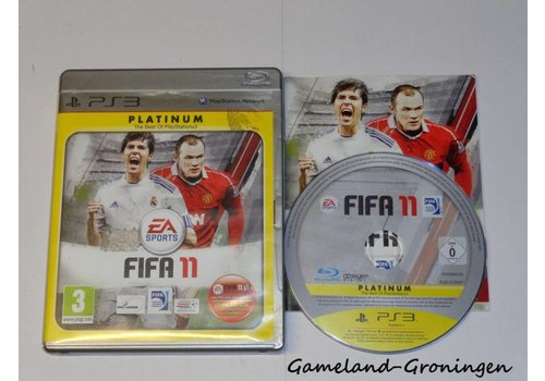 FIFA 11 (Complete, Platinum)