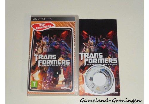 Transformers Revenge of the Fallen (Complete, PSP Essentials)