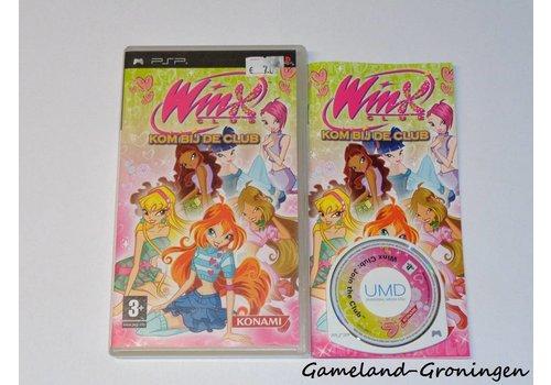 Winx Club Kom bij de Club (Complete)