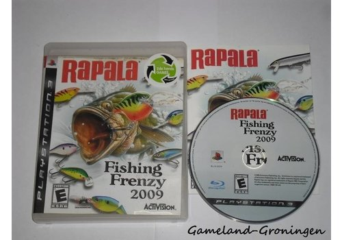 Rapala Fishing Frenzy 2009 (Complete)