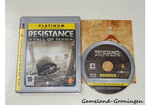 Resistance Fall of Man (Complete, Platinum)