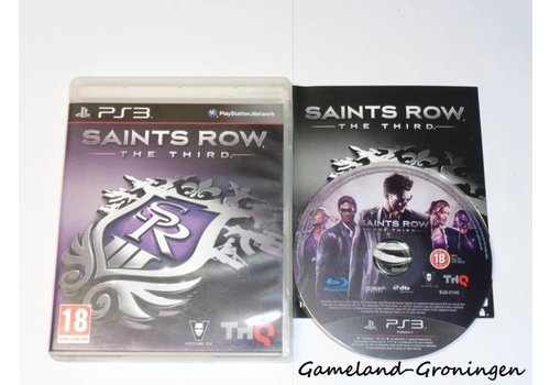 Saints Row The Third (Complete)