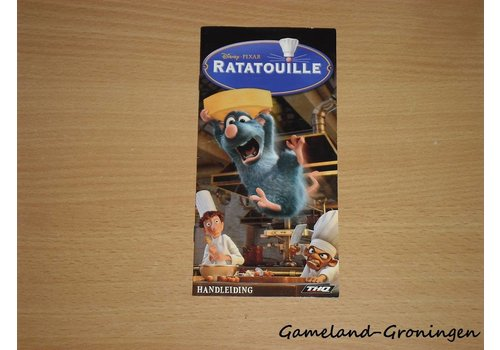 Disney's Rataouille (Manual)