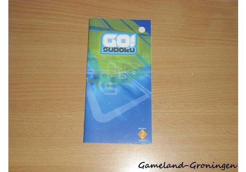 Go Sudoku (Manual)