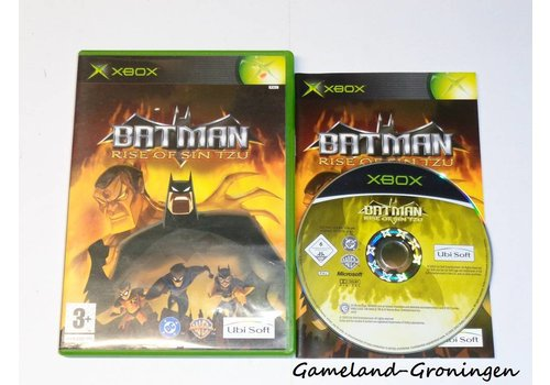 Batman Rise of Sin Tzu (Compleet)