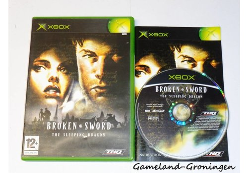 Broken Sword The Sleeping Dragon (Complete)