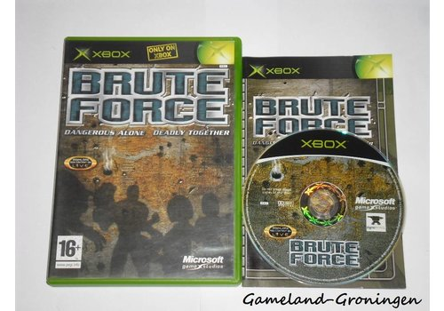Brute Force (Compleet)