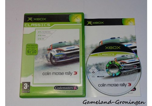 Colin McRae Rally 3 (Compleet, Classics)