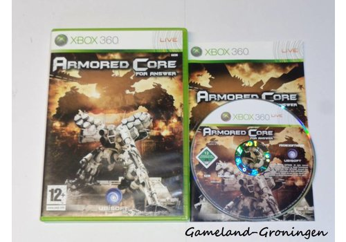 Armored Core For Answer (Complete)