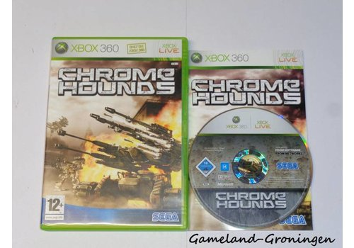 Chromehounds (Compleet)