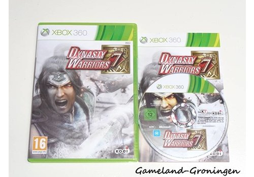 Dynasty Warriors 7 (Compleet)