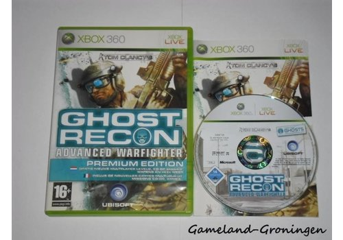Tom Clancy's Ghost Recon Advanced Warfighter (Complete)