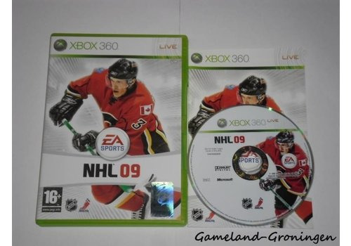 NHL 09 (Complete)