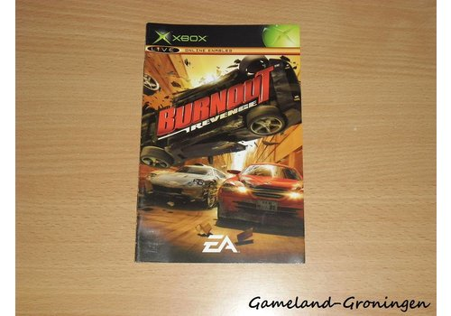 Burnout Revenge (Manual)