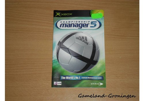Championship Manager 5 (Handleiding)