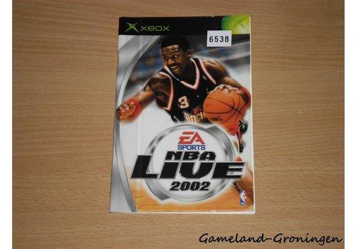 NBA Live 2002 (Handleiding)