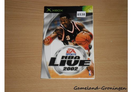 NBA Live 2002 (Manual)