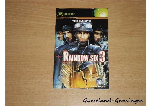 Rainbow Six 3 (Manual)