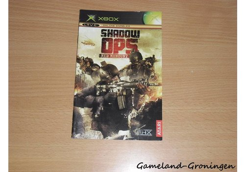 Shadow Ops (Handleiding)