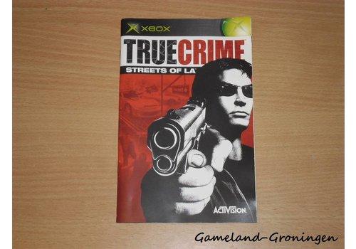 True Crime Streets of L.A. (Handleiding)