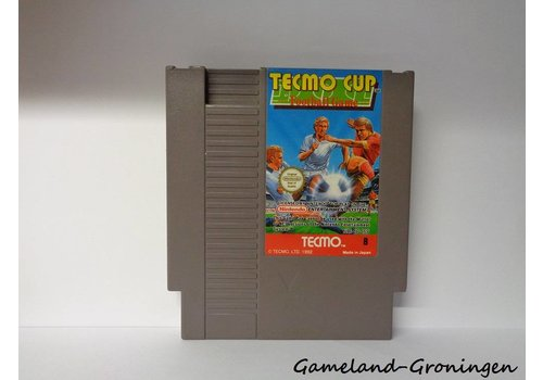 Tecmo Cup Football Game (ESP)