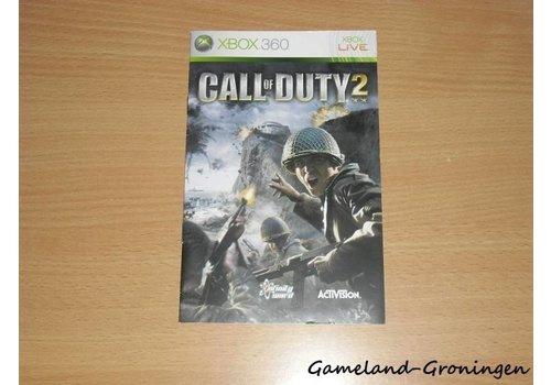 Call of Duty 2 (Handleiding)