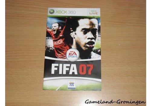 FIFA 07 (Handleiding)