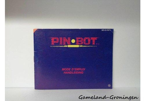 Pin Bot (Handleiding, FAH)