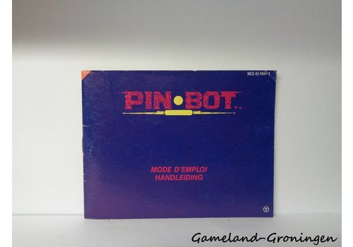 Pin Bot (Manual, FAH)