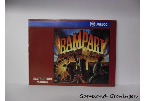 Rampart (Manual, USA)