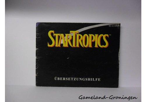 StarTropics (Handleiding, NOE)