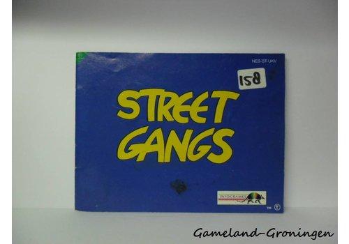 Street Gangs (Handleiding, UKV)