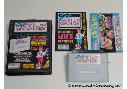 Pro Action Replay (Compleet)