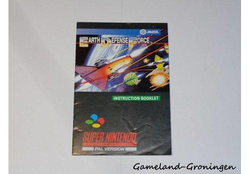 Earth Defense Force (Manual, UKV)