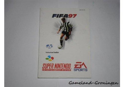 FIFA 97 (Handleiding, EUR)