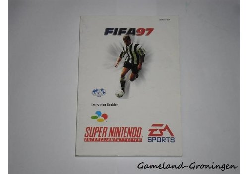 FIFA 97 (Manual, EUR)