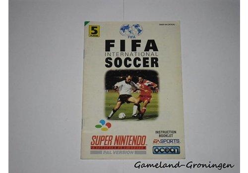 FIFA International Soccer (Handleiding, UKV)