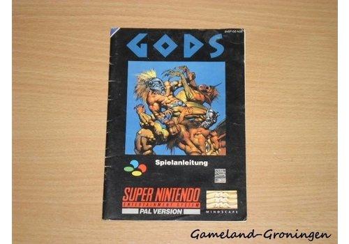 Gods (Manual, NOE)