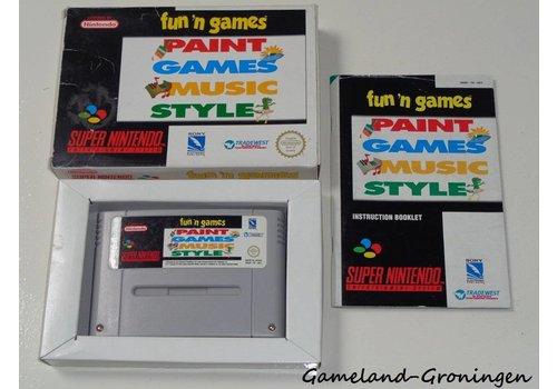 Fun 'n Games (Complete, UKV)