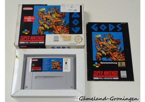 Gods (Complete, FRG)