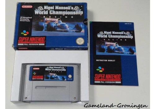 Nigel Mansell's World Championship Racing (Complete, UKV)