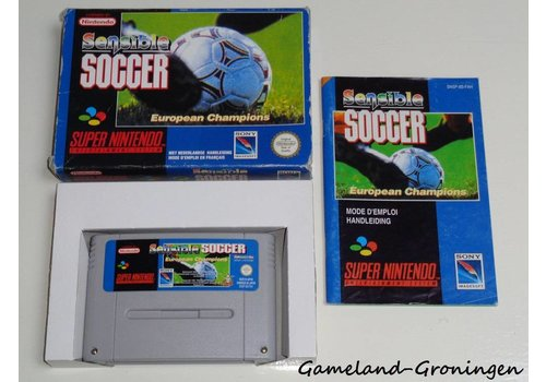 Sensible Soccer (Complete, FAH)