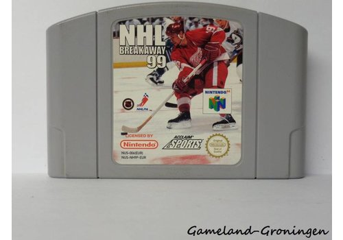 NHL Breakaway 99 (EUR)