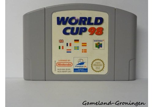 World Cup 98 (UKV)