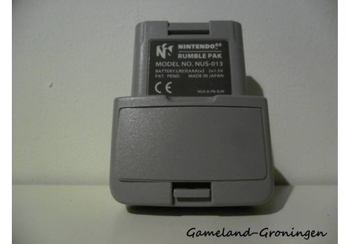 Originele Rumble Pak