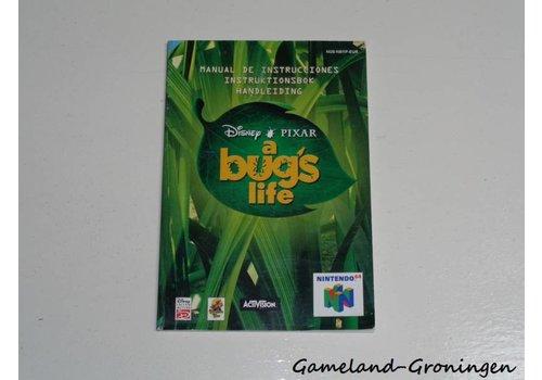 Disney's A Bug's Life (Handleiding, EUR)