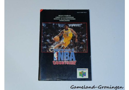 Kobe Bryant in NBA Courtside (Manual, NEU4)