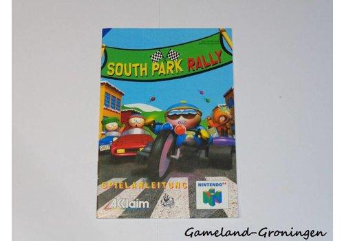 South Park Rally (Handleiding, NOE)